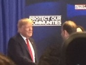 President Trump and Congressman Lee Zeldin