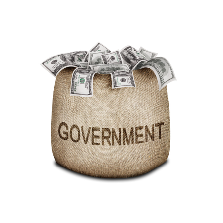 Government spending is and has always been the problem in New York State and on the federal level.